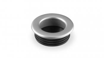 металлик №3+черный